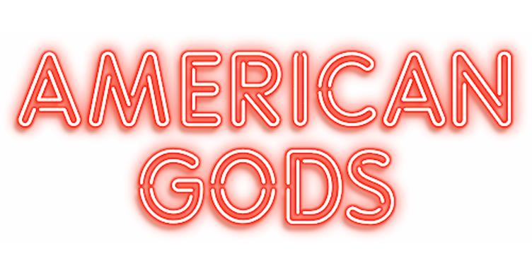 American Gods Motel America Logo